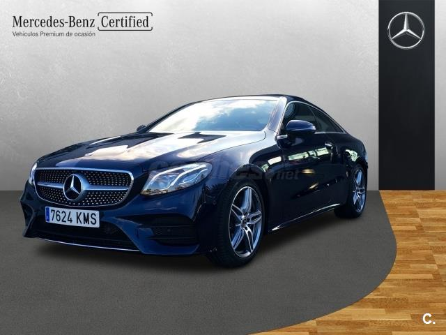 MERCEDES-BENZ Clase E Coupe E 220 d 2p.