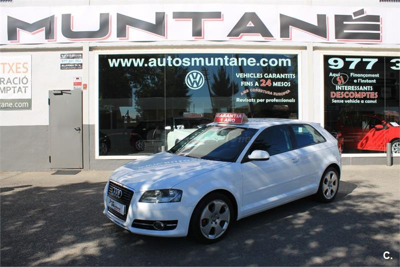 AUDI A3 1.6 TDI 105cv Attraction 3p.