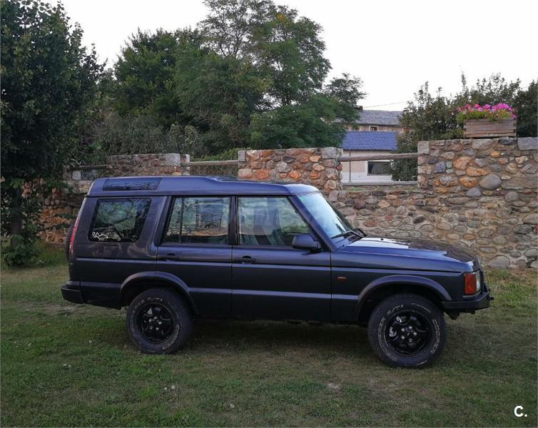 LAND-ROVER Discovery 2.5 TD5 5p.