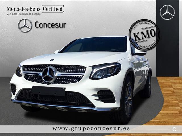 MERCEDES-BENZ GLC Coupe GLC 220 d 4MATIC 5p.