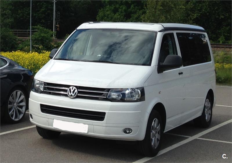 Volkswagen California Beach 2.0 TDI 140cv techo elevable
