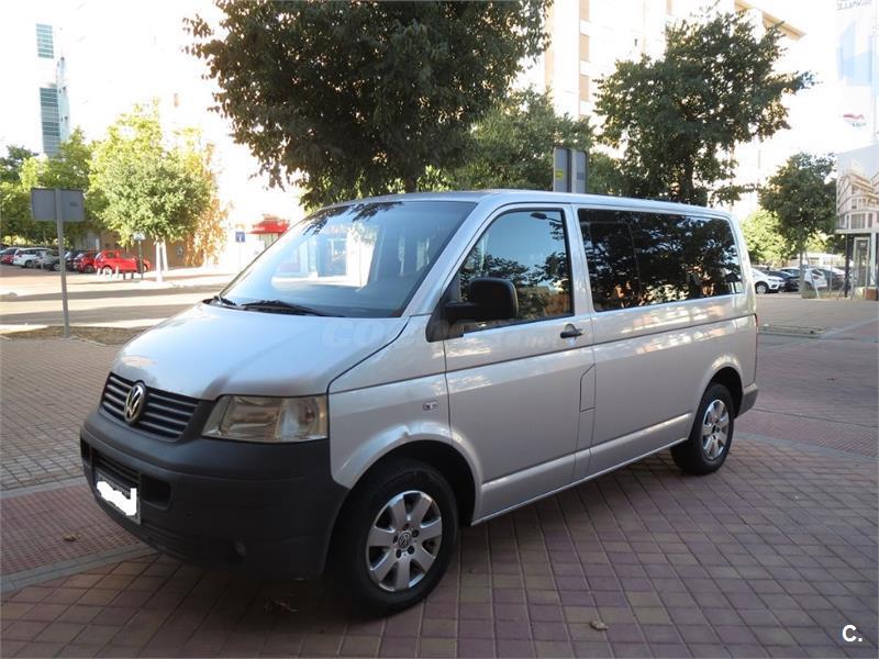 VOLKSWAGEN Transporter Kombi Largo T.Medio 2.5 TDI 130cv 2.8T