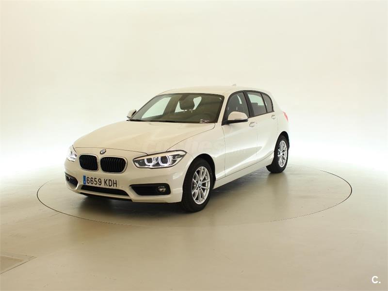 BMW Serie 1 118d 5p.