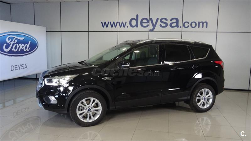 FORD Kuga 2.0 TDCi 110kW 4x4 ASS Titanium Powers. 5p.