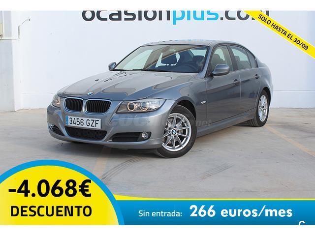 BMW Serie 3 318d Auto 4p.