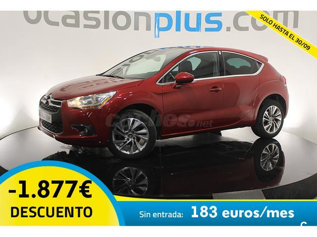 CITROEN DS4 1.6 VTi 120cv Design 5p.