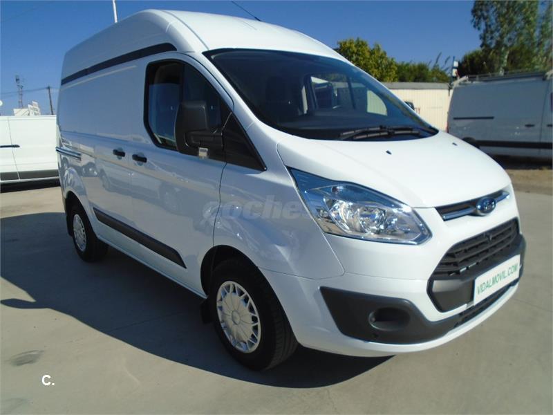 FORD Transit Custom Van 2.2 TDCI 100cv 290 L1 Trend