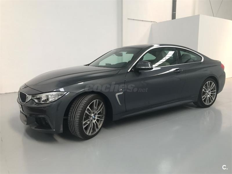 BMW Serie 4 420d 2p.