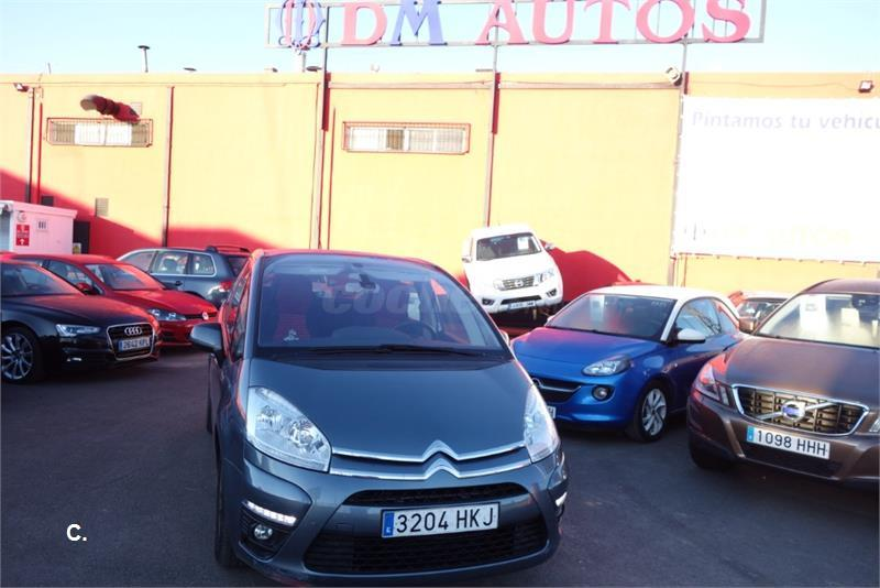 CITROEN C4 Picasso 1.6 HDi 110cv Seduction 5p.