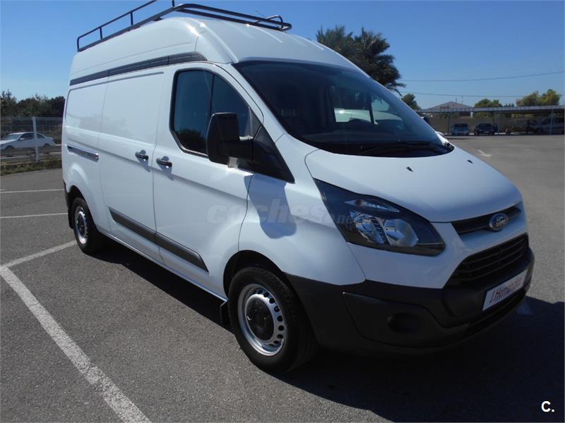 FORD Transit Custom Van 2.2 TDCI 125cv 330 L2 Ambiente