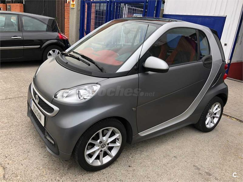 SMART fortwo Coupe 66 Passion 3p.