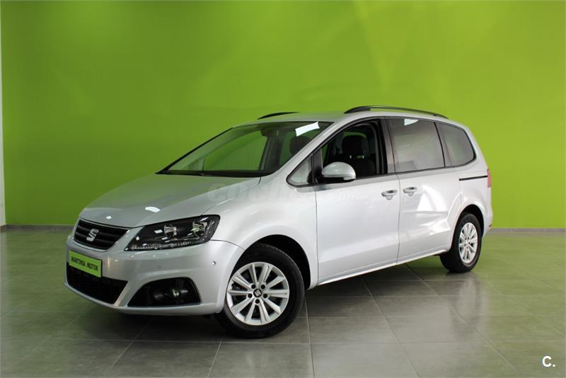 SEAT Alhambra 2.0 TDI 150 CV DSG StartStop Style Plus 5p.