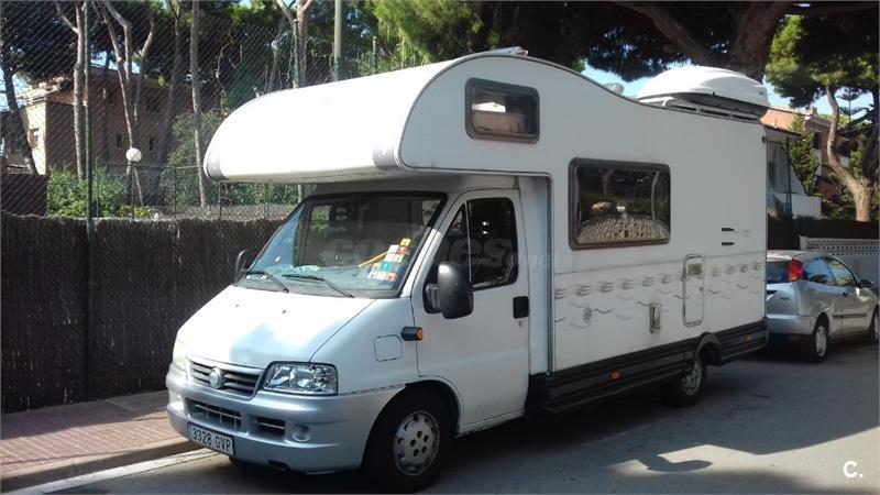 Autocaravana ROLLER TEAM