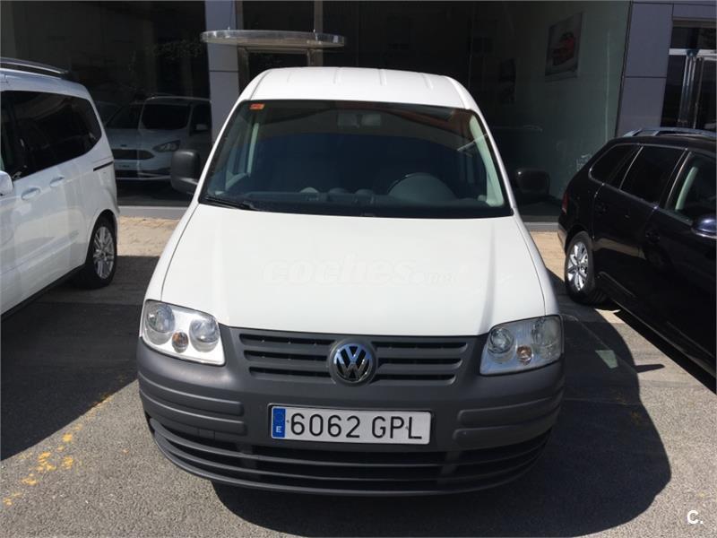 VOLKSWAGEN Caddy Maxi Tramper 1.9 TDI 105cv 7 plazas