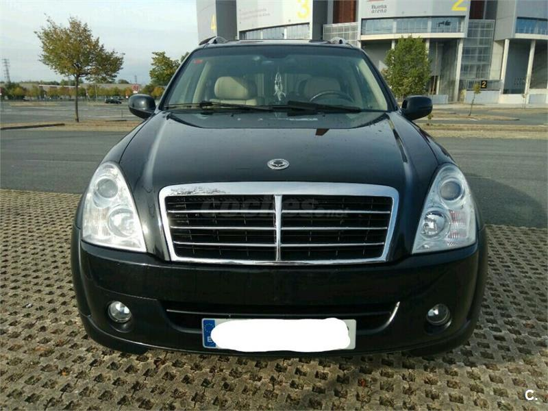 SSANGYONG Rexton II 270XVT LIMITED AUTO 5p.