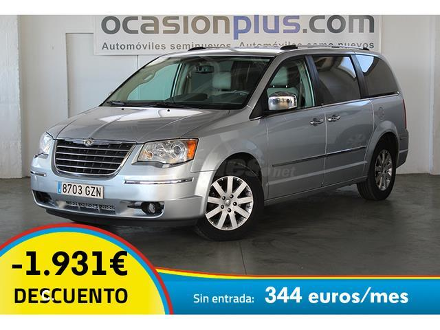CHRYSLER Grand Voyager Limited 2.8 CRD Entretenimiento 5p.