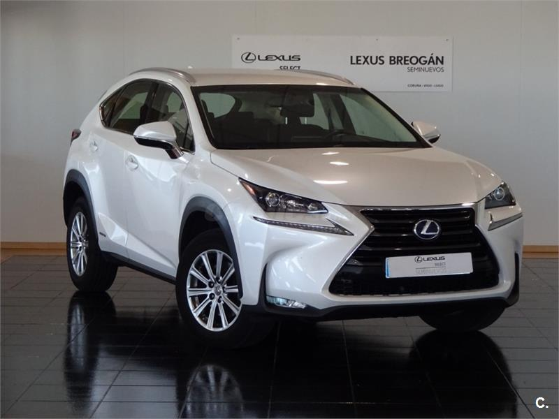 LEXUS NX 2.5 300h Corporate 2WD 5p.
