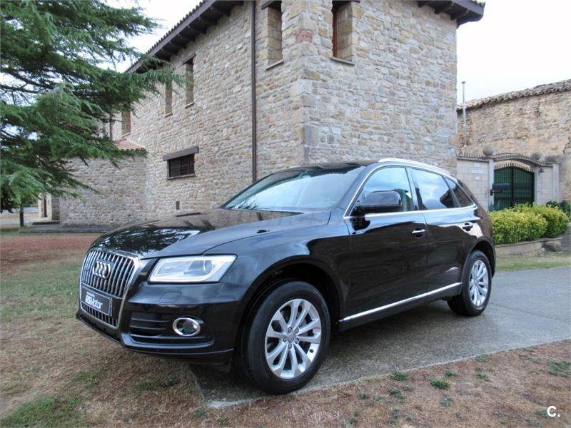 AUDI Q5 2.0 TDI clean 190CV quatt S tro Advanced 5p.