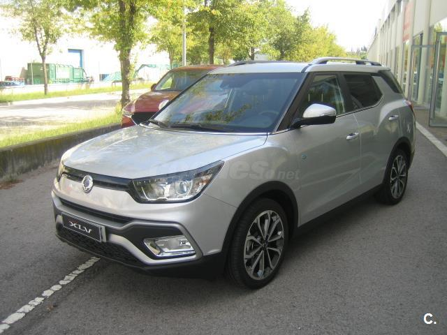 SSANGYONG XLV D16T Limited 5p.