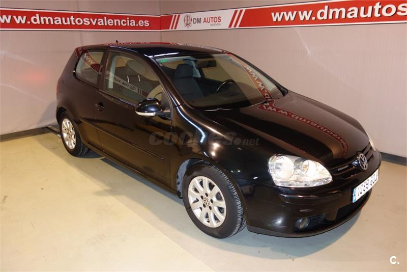 VOLKSWAGEN Golf 1.9 TDI 105cv Bluemotion Highline 3p.