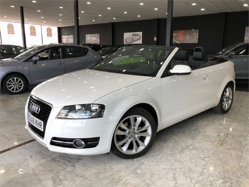AUDI A3 Cabrio 1.6 TDI Attraction 2p.