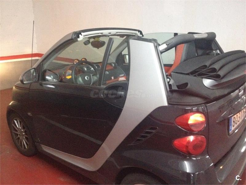 SMART fortwo Cabrio 62 Passion 2p.