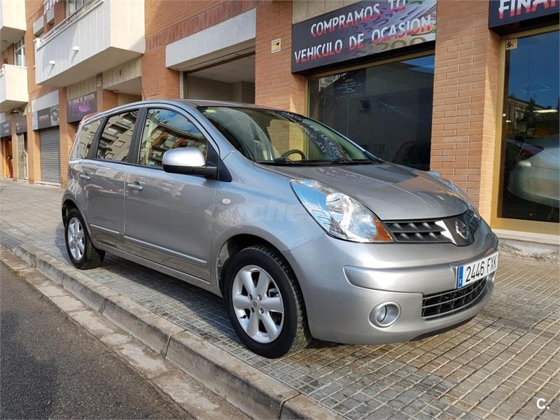 NISSAN NOTE 5p. 1.4 ACENTA 5p.