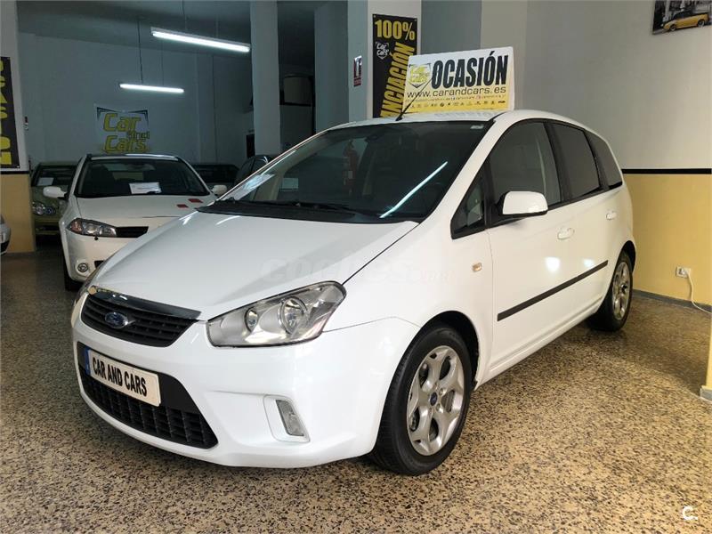FORD CMax 1.6Ti VCT Trend 5p.