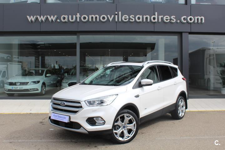 FORD Kuga 2.0 TDCi 132kW 4x4 Titanium Powers. 5p.