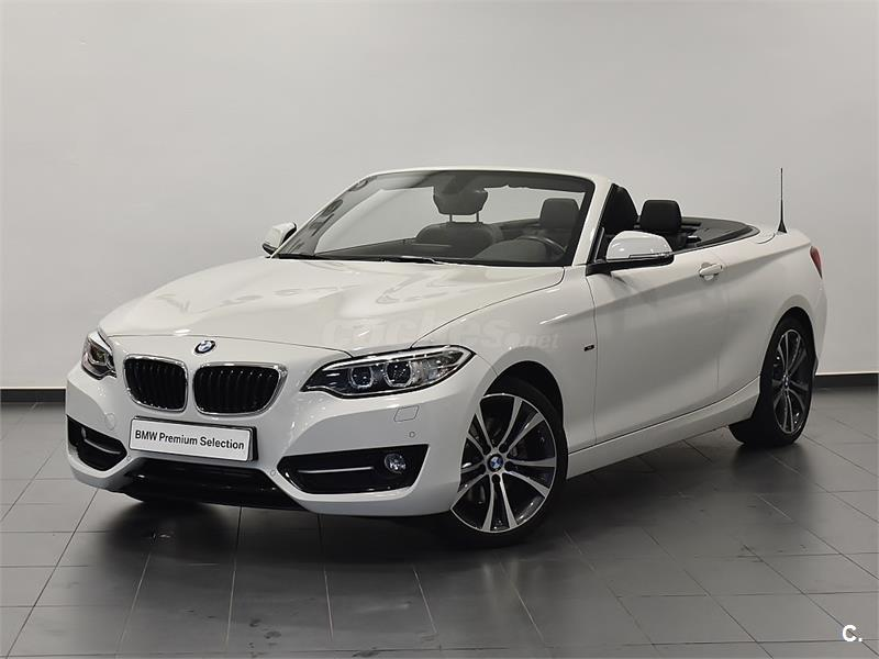 BMW Serie 2 220d 2p.