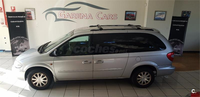 CHRYSLER Grand Voyager Limited 2.5 CRD 5p.