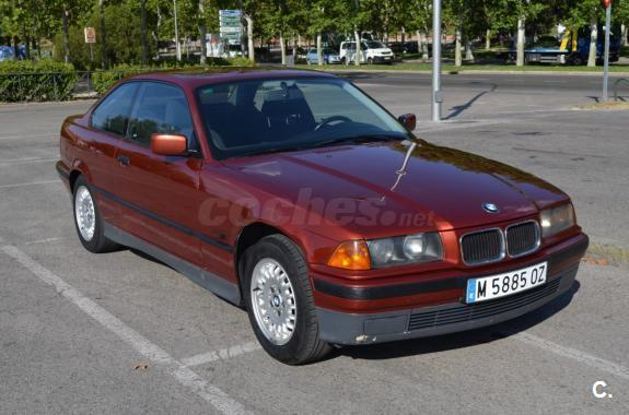 BMW Serie 3 318IS COUPE 2p.
