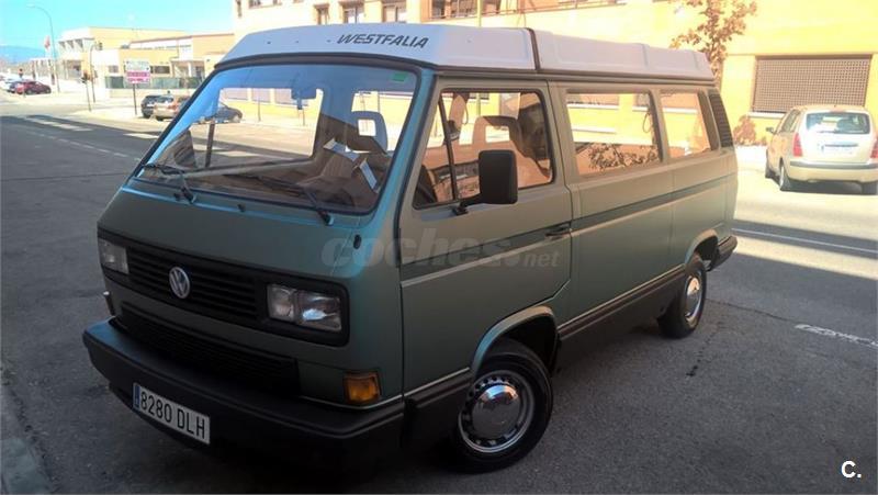 VW T3 Multivan 1.6TD WESTFALIA