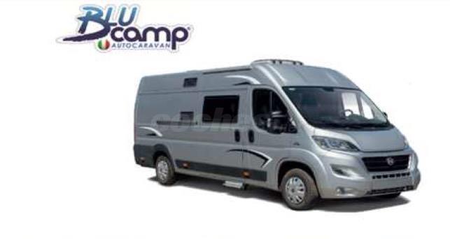 Camper Blucamp van 100 Max 4 plazas