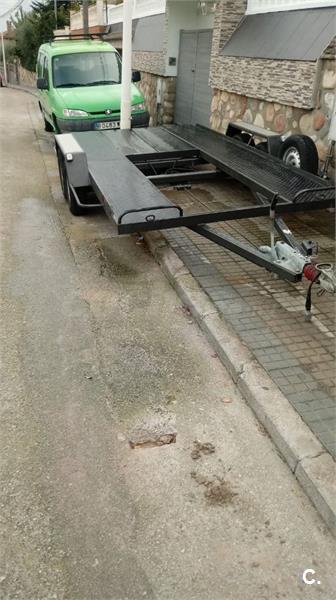 Remolque para coche grande
