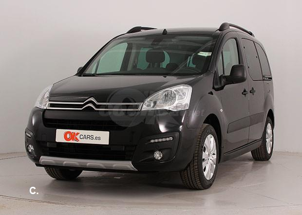 CITROEN Berlingo Multispace XTR Plus BlueHDi 100 5p.