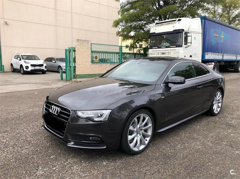 AUDI A5 Coupe 3.0 TDI 204cv multitronic 2p.