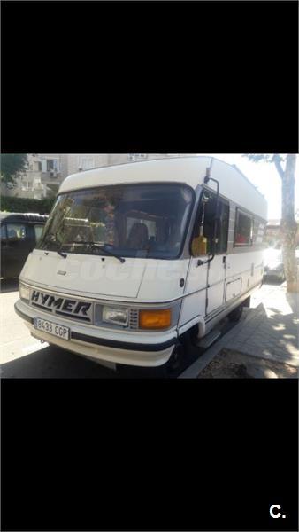 Vendo Hymer 2.5 110 Cv 6 plazas