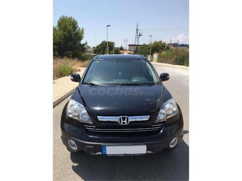 HONDA CR-V 2.0 iVTEC Luxury Auto 5p.
