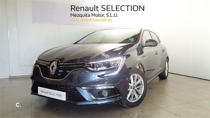 RENAULT Megane TECH ROAD Energy dCi 81kW 110CV 5p.