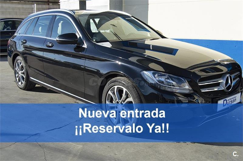 MERCEDES-BENZ Clase C C 220 d Estate 5p.