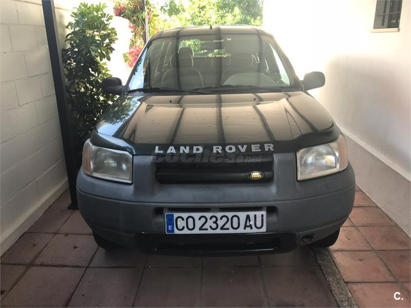 LAND-ROVER Freelander 2.0XEDI WAGON 5p.