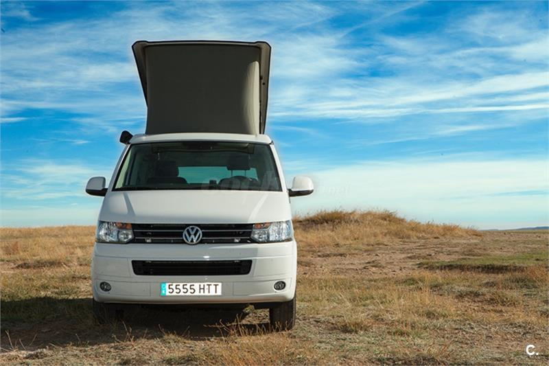 Volkswagen California Beach T5 140CV