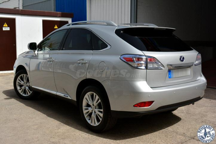 LEXUS RX 450h Luxury 5p.