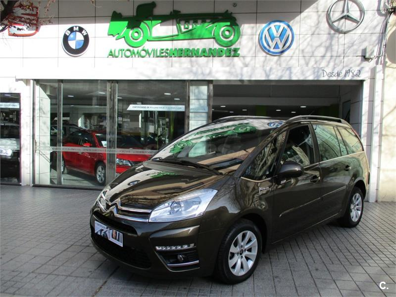 CITROEN Grand C4 Picasso 1.6 HDi 110cv CMP Exclusive SS 5p.