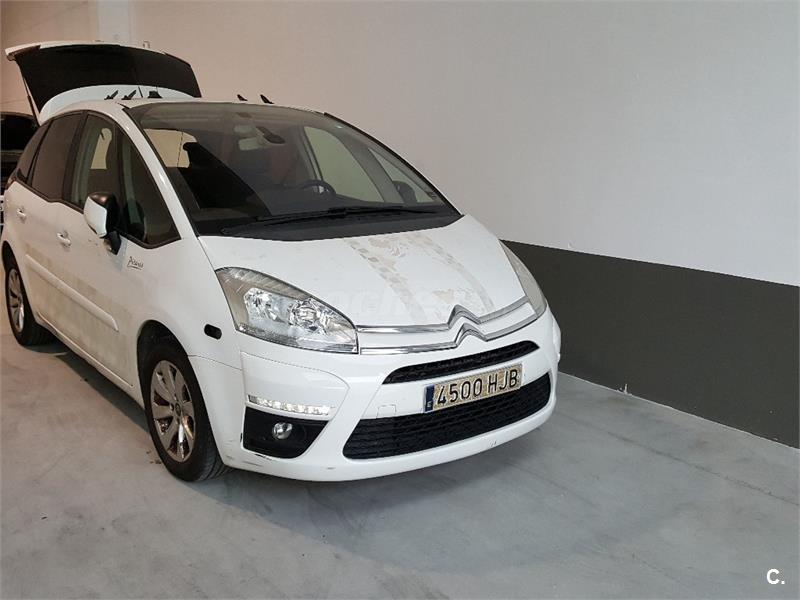 CITROEN C4 Picasso 1.6 HDi 110 CMP Seduction 5p.