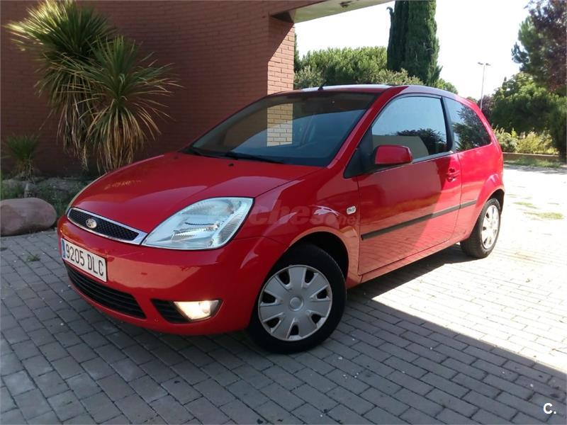 FORD Fiesta 1.4 TDCi Newport Coupe 3p.