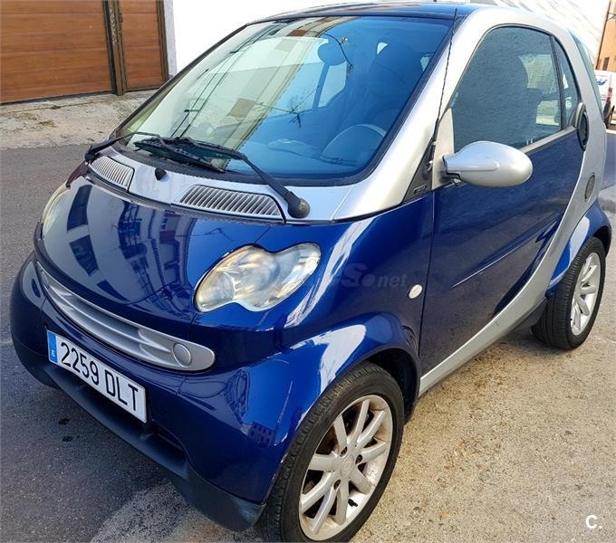 SMART fortwo coupe passion 61CV 3p.