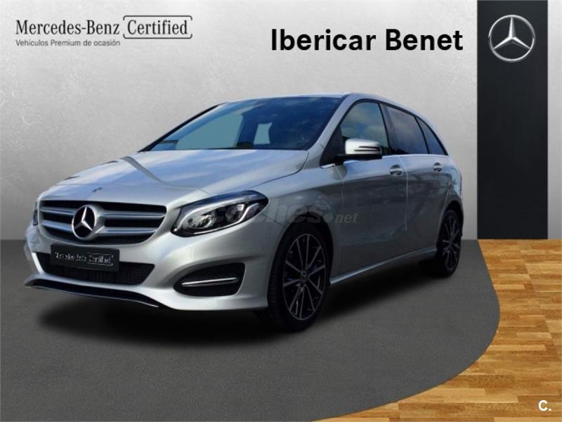 MERCEDES-BENZ Clase B B 180 d Urban 5p.