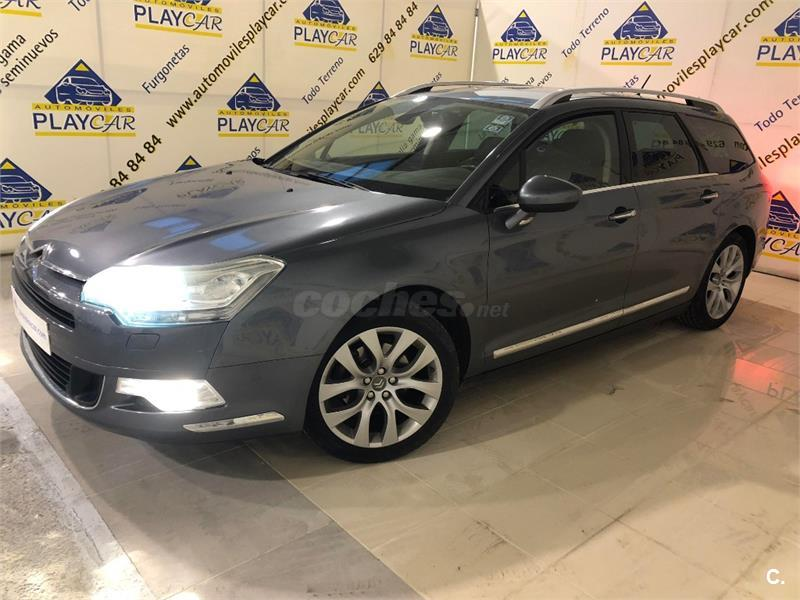 CITROEN C5 2.0 HDi FAP 140cv Business Tourer 5p.